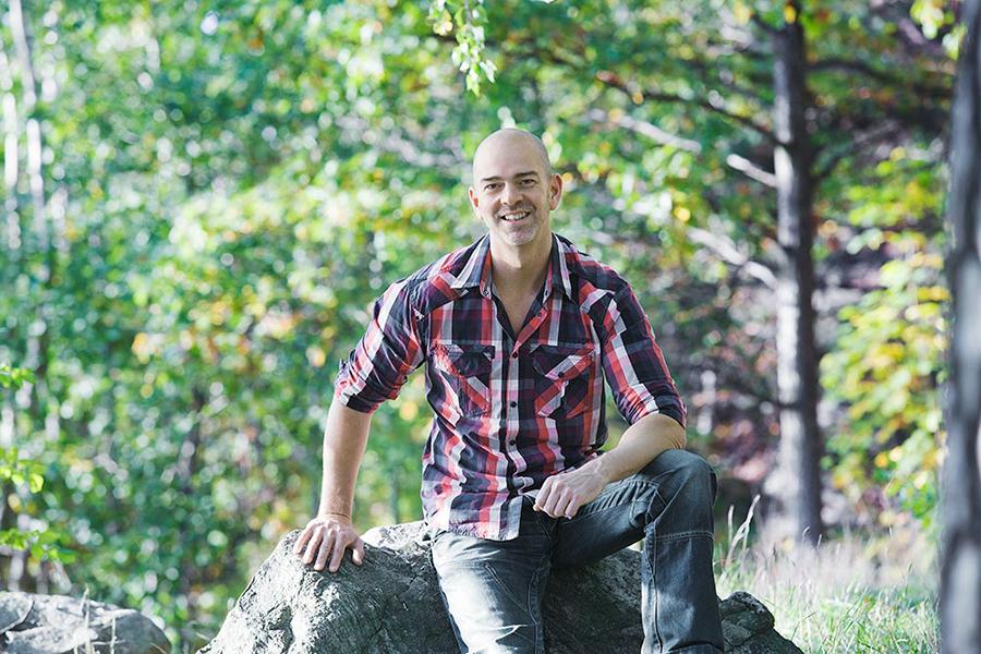 Porträtt David Färdmar