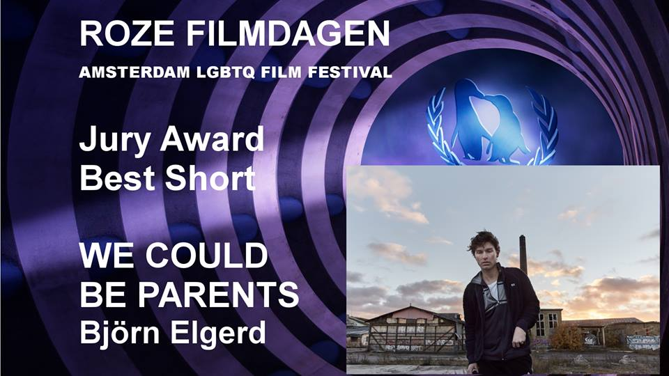 BEST SHORT JURY AWARD (We Could Be Parents)
